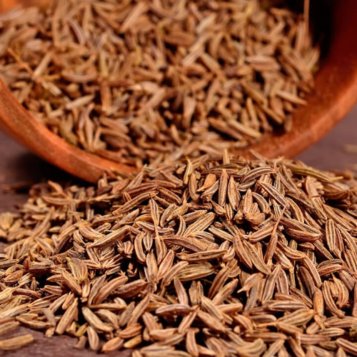 Organic Cumin Seed, Whole & Grounded
