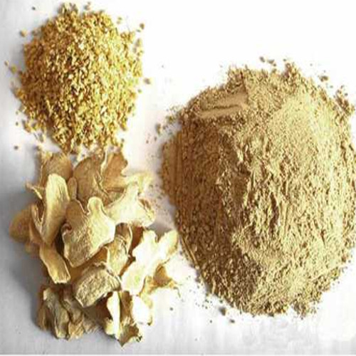 GINGER POWDER FLAKES/GRANULES